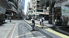 3D graphics inspired by Google Street View