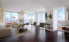 New York Apartments Battery Park City 3 Bedroom Apartment For Rent