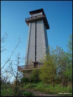 Klucanina u Tišnova Lookout Tower, Czech Republic, Laundry Hacks, Building, Travel, Towers, Projects, Laundry Tips, Viajes
