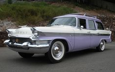 1957 Packard Clipper Country Sedan Station Wagon   Gooding & Company