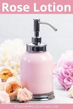 Homemade Body Lotion, Lotion For Dry Skin, Diy Lotion, Homemade Skin Care, Homemade Beauty Products, Homemade Shower Gel, Homemade Shampoo Recipes, Best Lotion, Homemade Deodorant