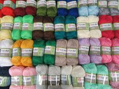 Summer yarn with perfect composition blend of viscoze and cotton. Composition, Summer, Cotton, Shopping, Style, Amigurumi, Threading, Swag, Summer Time