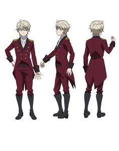 Bam! The red!! Slaine has far surpassed Inaho, @sumomo2momo   ALDNOAH.ZERO