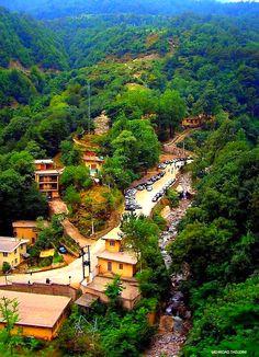 at the entrance - Masouleh, Gilan, Iran Iran Traveling Center… Palaces, Beautiful World, Beautiful Places, Iran Tourism, Visit Iran, Persian Beauties, Teheran, Religion, Iran Travel