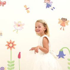 Enchanted Garden Fairy Wall Stickers Set Transform any sized bedroom or nursery into an Enchanted Fairy Garden with these bright and colourful Fairy Wall Stickers. You will be able to create beautiful scenes filled with Fairies, Toadstools, Butterflies and more with these set and your bedroom or nursery will be transformed in minutes! Benefits Because … Read more →