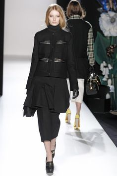 Mulberry RTW Fall 2013 - Slideshow - Runway, Fashion Week, Reviews and Slideshows - WWD.com