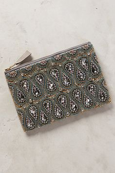 beaded #clutch #anthrofave #gift #sale