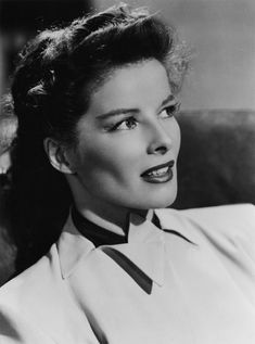 Beauty Secrets from Matchbook Icons: Katharine Hepburn