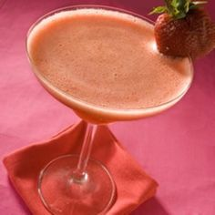 Best Strawberry Daiquiri - Click image to find more Food & Drink Pinterest pins