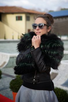 murmasky fur - outfit - ootd - fashion blogger