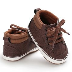 Cheap First Walkers, Buy Directly from China Suppliers:Baby Boy Shoes New Classic Canvas Newborn Baby shoes For Boy Prewalker First Walkers child kids shoes Cute Baby Shoes, Baby Boy Shoes, Crib Shoes, Baby Boy Outfits, Kids Outfits, Newborn Shoes Boy, Toddler Walking Shoes, Toddler Shoes, Toddler Girl