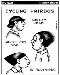 Always aim for the first one.  Wear a helmet when you ride your #bike.