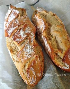 Le pain traditionnel maison … Traditional homemade bread without bread machine Beste Burger, Homemade Sandwich, Homemade Recipe, Homemade Breads, Dairy Free Chocolate, Cooking Chef, Eat Smart, Bread Recipes, Soup Recipes