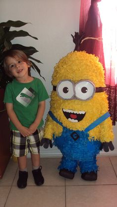 From Despicable me  Pinata on Etsy, $48.00