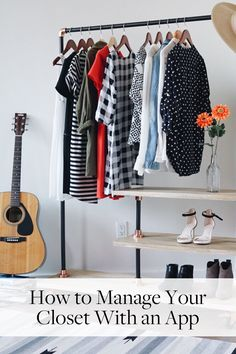 Brooklyn Decker Just Created a Pretty Awesome Web Tool to Manage Your Totally Overflowing Closet via @PureWow
