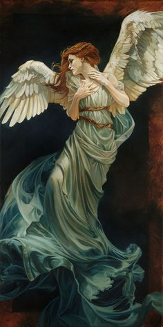 Gorgeous paintings by Heather Theurer.