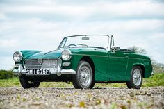 OVER 160 CLASSIC CARS TO GO UNDER THE HAMMER IN JUNE SALE - http://www.theleader.info/2017/06/06/160-classic-cars-go-hammer-june-sale/