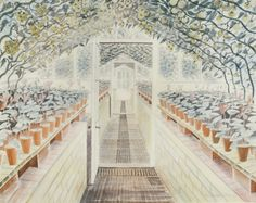 Heavenly Watercolours By Ravilious At Dulwich Picture Gallery | Londonist