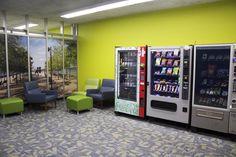 Vending Machine AreaFloor