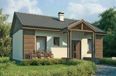 Medidas de una casa con 2 dormitorios y baño