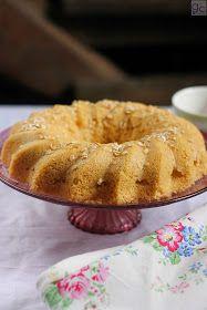 gallecookies: Bizcocho de galletas de limón y avena al microondas