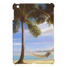 iPad Mini Case Between Two Palms