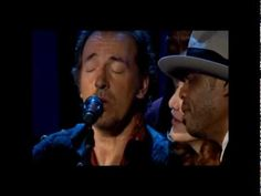 in honor of pete seeger 94 years a hero... We shall overcome-Bruce Springsteen and the Seeger Sesions Band