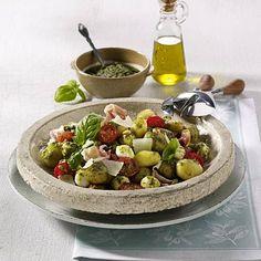 Italienischer Kartoffelsalat Rezept | LECKER