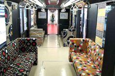 La branche japonaise d'Ikea rend les transports en commun bien plus confortable