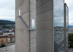 basel stairs exterior