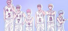 Kuroko's Basketball / Kuroko no Basket (黒子のバスケ)