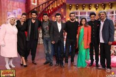 '#Tevar' Cast on Comedy Nights With Kapil Full Episode 141, 4th January 2015 Colors TV - http://shar.es/1HRyUT  #CNWK #ComedyNightsWithKapil #ArjunKapoor #SonakshiSinha #ManojBajpayee #ColorsTV