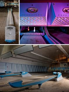 A Striking Beauty: 10 Eerie Abandoned Bowling Alleys | WebUrbanist