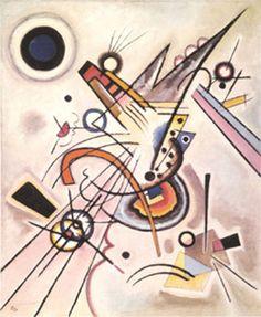 Wassily Kandinsky - 'Diagonale' - (1923)