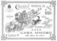 Casa Mimoso - 1910
