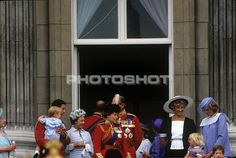 June 16 1984 Trooping the Colour