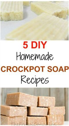 5 DIY Homemade Crock