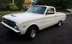 Collector Car Productions Toronto ca. 1963 Ford Falcon