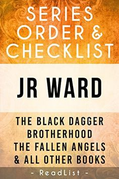 Product review for JR Ward Series Order & Checklist: The Black Dagger Brotherhood Series List, Fallen Angels Series, The Bourbon Kings, and All Other Books -  Reviews of JR Ward Series Order & Checklist: The Black Dagger Brotherhood Series List, Fallen Angels Series, The Bourbon Kings, and All Other Books. JR Ward Series Order & Checklist: The Black Dagger Brotherhood Series List, Fallen Angels Series, The Bourbon Kings, and All Other Books eBook: ReadList, Tara
