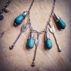 Turquoise necklace Turquoise Necklace, Jewellery, Fashion, Moda, Jewels, Jewelry Shop, Fashion Styles, Schmuck, Fasion