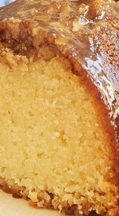 Pecan Pie Bundt Cake Recipe, Delicious And Lighter Version Of The Pie!