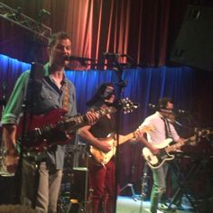 Dweezil Zappa, The Zappa Plays Zappa Band: Performing the Music of Dweezil Zappa,  & Reformed Whores performed on Wednesday at The Ardmore Music Hall