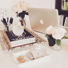 Make your office desk top pretty and fabulous!