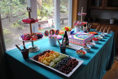 The Enchanted Spoon: My Little Party: Some Pics and Ideas for a Kids Party Extravaganza!