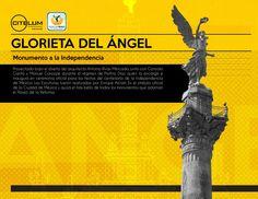 Glorietas Paseo de la Reforma by Francisco Cázares, via Behance