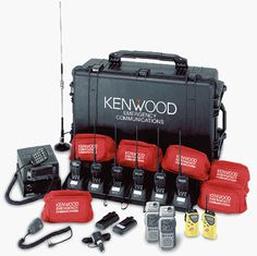 Kit d'urgence, communications
