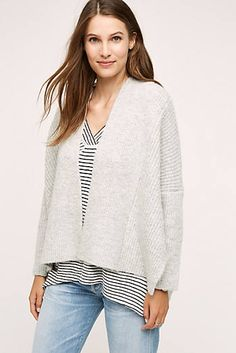 Rease Structured Cardigan