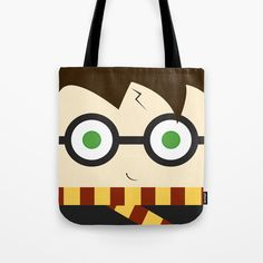 These Pop Culture-Inspired Tote Bags Look Fantastic!
