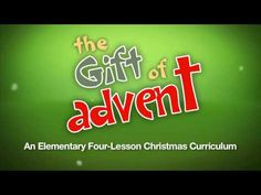 Go Fish - The Gift Of Advent (New Christmas Curriculum!)   Any thoughts?