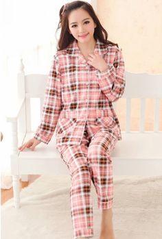 Pink https://sincerelysweetboutique.com/shop-collections/pink.html #pink #thinkPink #sincerelysweet - Pajama - Comfort Zone Vintage Flannel Pajama Set in Pink